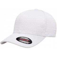 Кепка FlexFit 6777 - Athletic Mesh White