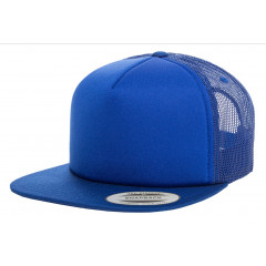 Кепка FlexFit 6005FF NO FOAM Trucker Royal