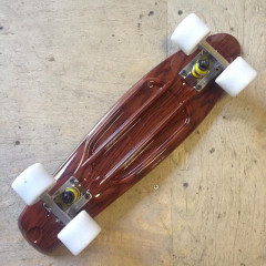 Круизёр Virage Skateboards Parquet Texture 22""